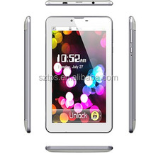 HD LCD 1024*600 IPS Screen 4G LTE MTK 8735 Quad Core 7 inch Tablet Phone PC