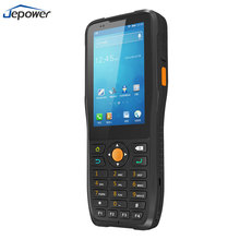 4G handheld Data Collection Devices Android Industrial PDA with 1D 2D Barcode Scanner