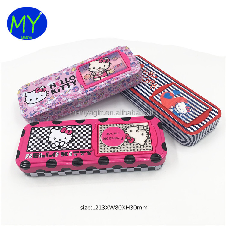 Lovely hello kitty series pencil case