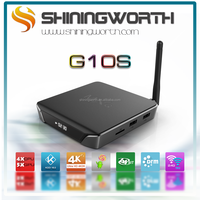 Newest!!AMLOGIC S905 android tv box Quad Core 2GB 16GB H.265 Android 5 .1 tv box 1000M ethernet OTA kodi 16.0 best smart tv box