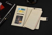 Magnetic leather for smart phone case manufacturing