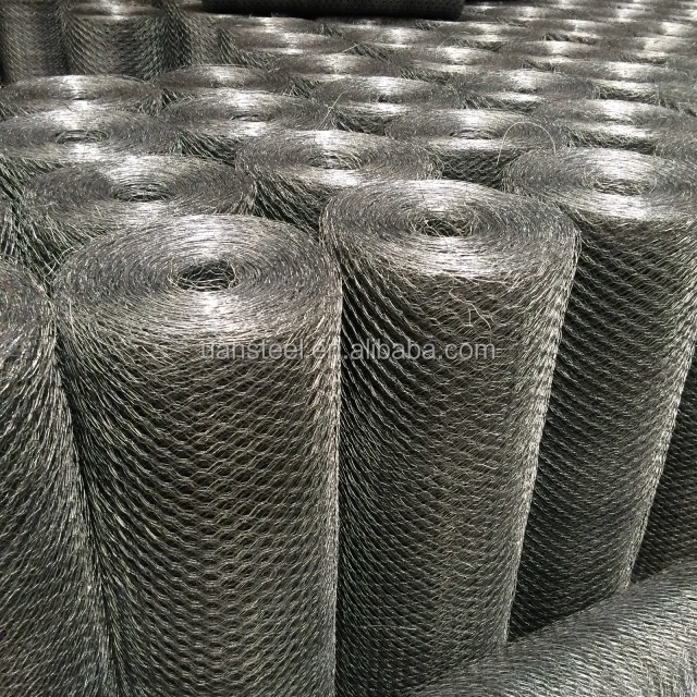 Chicken wire netting / pvc coated galvanized hexagonal wire mesh / small hole lowest price chicken wire mesh