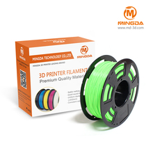 Wholesale price high precision 1.75mm PLA /ABS / TPU 3d printer filament for industrial grade 3d printer
