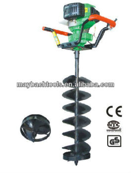 Gasoline deep hole driller 52cc