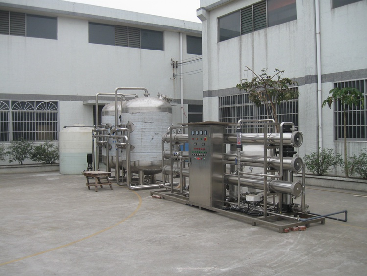 Commercial Reverse Osmosis Deionized Water Machine Equipmentpurification System Execution Of Works