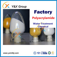 manufacturers YXFlOC flocculant anionic polyacrylamide for mineral seperation