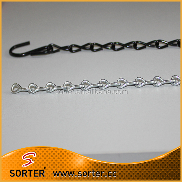 steel link Galvanized chain