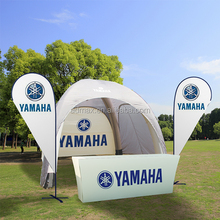 outdoor high quality advertising folding dome tent