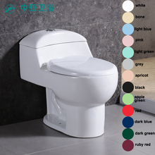 South american toilet sanitary ware washroom ceramic toilet set siphonic one piece toilet wc toilet water closet made in china