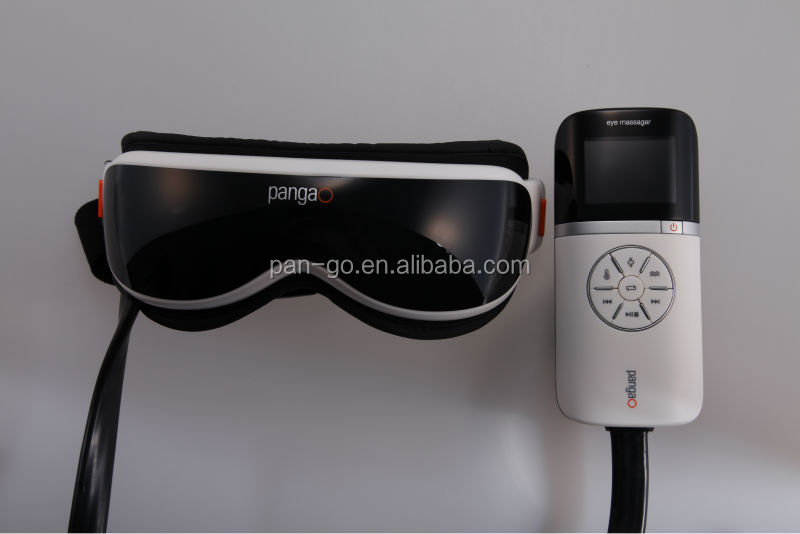MP3 Health Care Vibration Eye Massager with Heating and Air Pressure