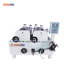 Two head precise roller coating machine LZGT600 with good quality