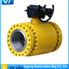 API 6D 3pc Flange Type Ball