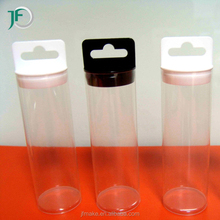 Transparent Plastic Packaging Tubes with Good Price
