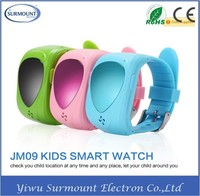 GPS tracking smart watch for kids tracking watches with SOS smart watch