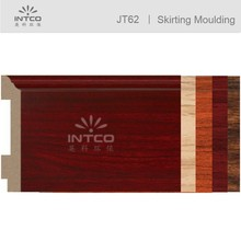 INTCO Decorative Cheap Mothproof Waterproof Building Skirting Board