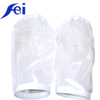 200 micron Nylon mesh strong acid resistant filter bag manufacturer in china