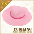 Customized hand made promotional stylish girls' hat