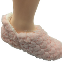 Fluffy Indoor Boot Warm Indoor Quiet