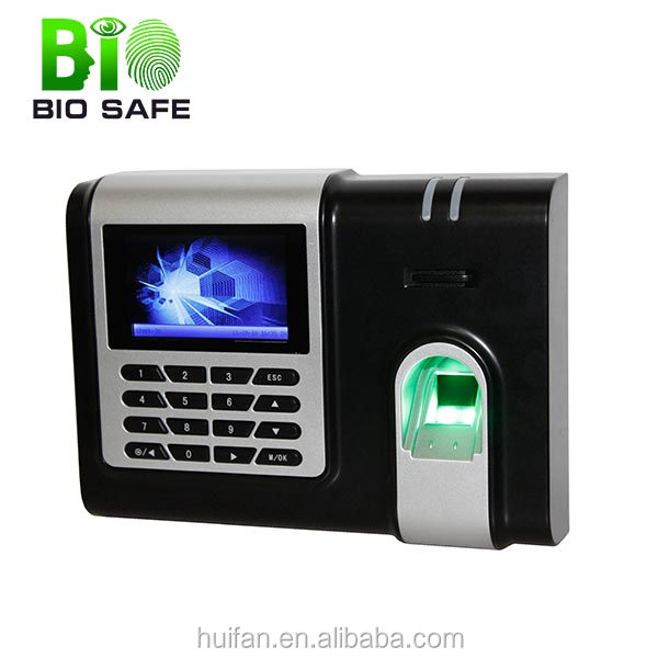 Fingerprint and Password Storage Device for Time Attendance (HF-X628)