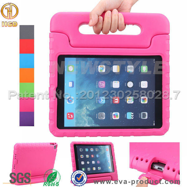Kids Shocoproof Bumper Cover Cases for iPad 2 3 4