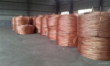 LME registered scrap copper widely used in building industry
