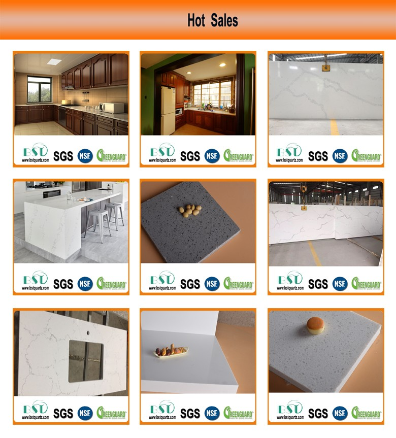 Calacatta Quartz Stone Slab Price