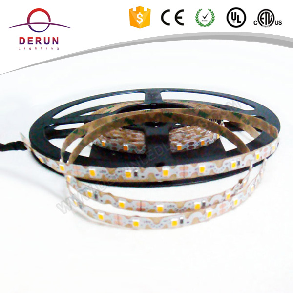 6mm width flex PCB 300leds 5m bendable led strip 2835