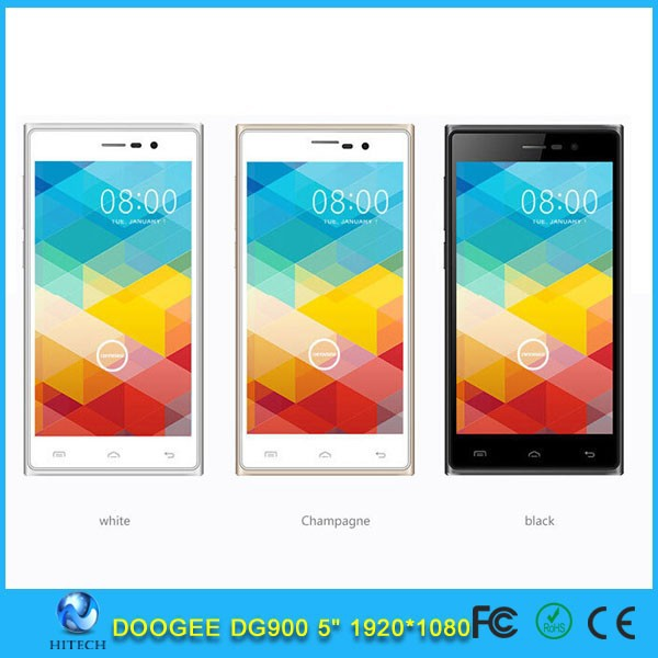 "5.0"" OGS Octa-core Turbo2 Smartphone TK6592 1.7GHz Octa Core 2GB RAM 16GB mobile phone Doogee DG900"