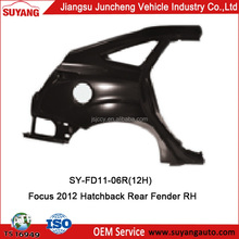 Focus 2012 Hatchback Rear Fender Body Parts With ISO/TS16949