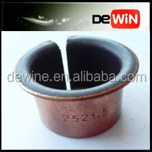 bronze as base DU flange bushing