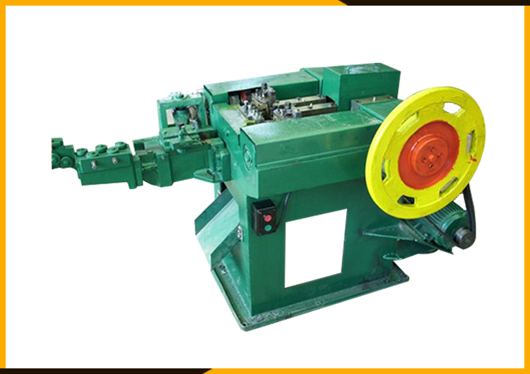 nail making machine factory price