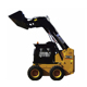 XT740 skid steer concrete mixer for sale mini skid steer loader skid steer attachments