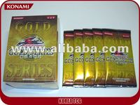 YUGIOH KOREAN - GOLD SERIES 2009 - BOOSTER BOX / PACK IN 20 PACKS