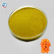 GMP standard seabuckthorn fruit powder buckthorn extract