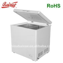 200L HOT SALE for commercial use mobile Small Deep freezer BD-200 with high quality 115V
