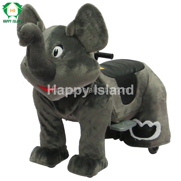 2016 zoo animal scooter battery operated animal ride indoor kids amusement rides for sale