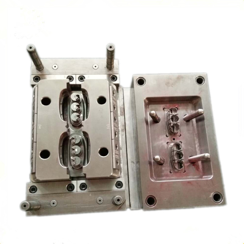 Cheap custom precision oem plastic injection molding maker for automotive photoelectric injection <strong>mold</strong> products
