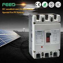 PV protection 3P MCCB ATS 3p mccb 400amp 3p mccb 250a For Solar Energy