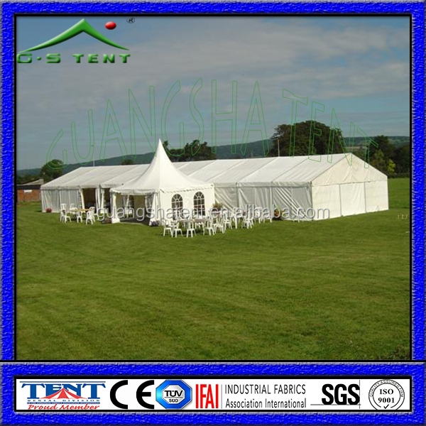 F promotional clear span tent business opportunities in china