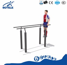 Hot sale outdoor parallel bars,outdoor pull-up bars