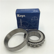 Railway Machinery stainless steel single row and double row pressed steel and brass cage inch taper roller bearing 30308