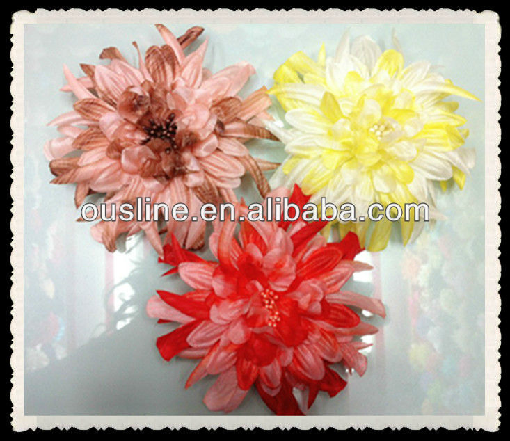 fashion handmade corsage flower for garment accessories