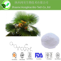 Pharmaceutical grade saw palmetto fruit extract powder fatty acid for Men health