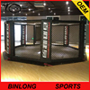 Competition MMA UFC boxing cages octagon MMA cage with height platform