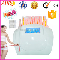 CE Certification!Au-65B excellent Face lift skin tightening lectrophoresis ilipo laser hot new product