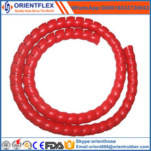 high quality Protective Sleeves for Hydraulic Hoses/plastic spiral guard