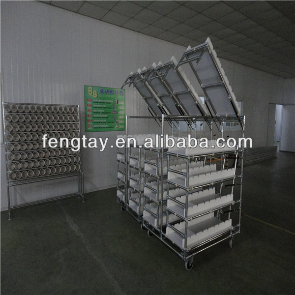 Good Quality Movable Lean Pipe Working Table Provider