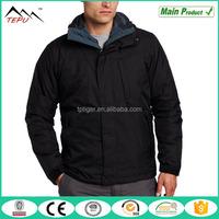 3 in 1 Winter Coat Wind Freezing Resistance Men's Warmth Jacket