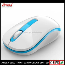 2.4Ghz laptop mouse USB2.0 receiver wireless mouse
