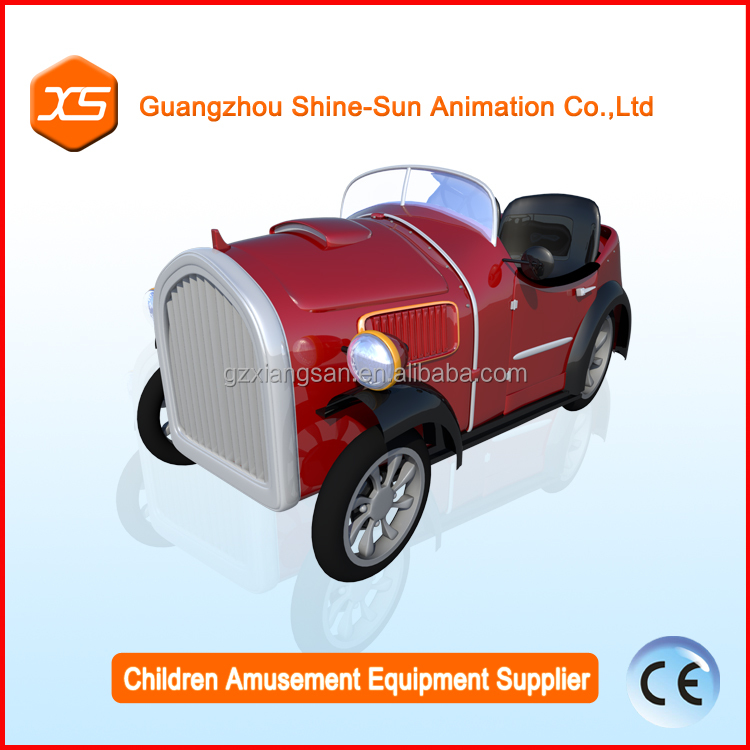 electric car for kids 2 seater amusement park games theme park decorations